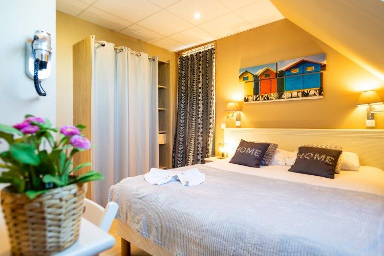 Shooting photo pour l'hôtel Neptune de Berck-sur-Mer